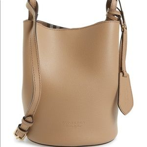 Burberry Lorne Bucket Bag (NWT)